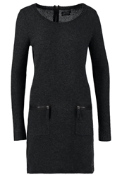 Marc O'polo Jumper Dress Stone Grey Anthracite