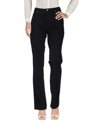 Trussardi Jeans Trousers Casual Trousers Black