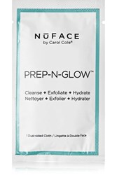Nuface Prep N Glow Cleansing Cloths X 20 One Size Colorless