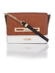 Juno Multi Colour Cross Body Bag Multi Coloured Multi Coloured