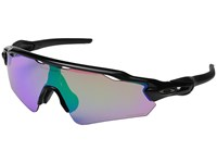 Oakley Radar Ev Asian Polished Black Prizm Golf Sport Sunglasses