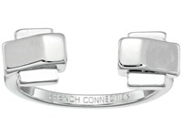 French Connection Open Metal Ring Silver Ring