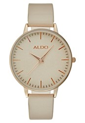 Aldo Vallebuona Watch Nude Rose Goldcoloured