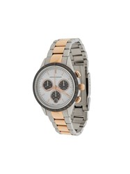 Larsson And Jennings Rally 38Mm 3 Link Watch White