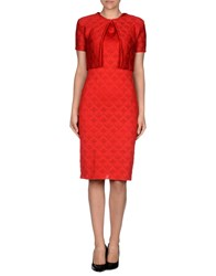 Christian Dior Dior Suits And Jackets Outfits Women Red