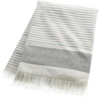 Cb2 Karla Cement Hand Towel