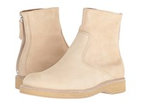 Want Les Essentiels Stevens Ankle Boot Sandshell Sueded Boots Beige