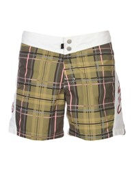 Rrd Swim Trunks Military Green