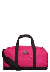 Adidas Performance Sports Bag Pink Red