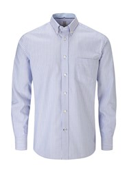 Skopes Cotton Casual Shirts Blue