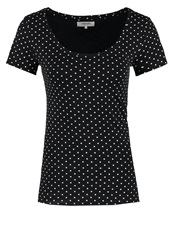 Zalando Essentials Basic Tshirt Black White