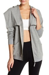 Colosseum Escape Luxe Hoodie Gray