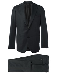 Caruso Jacquard Dinner Suit Grey