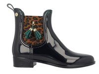 Gioseppo Pigall Weelington Boots Green