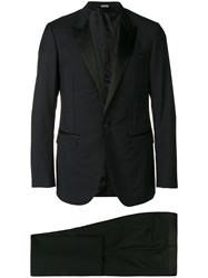 Lanvin Formal Two Piece Suit Blue