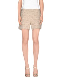 Gigue Trousers Shorts Women Beige