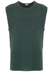 Osklen Ribbed T Shirt Cotton Polyester Other Fibres P Green