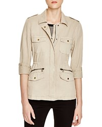 Velvet By Graham And Spencer Ruby Army Jacket 100 Bloomingdale's Exclusive Khaki