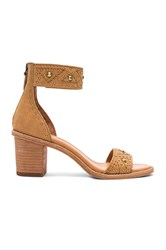 Frye Brielle Deco Sandal Tan