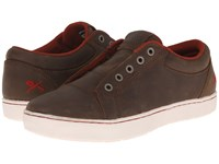 Mozo Maverick Leather Brown Men's Lace Up Casual Shoes