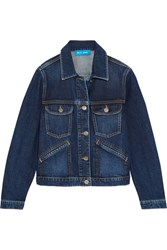 Mih Jeans M.I.H Stockholm Denim Jacket Dark Denim