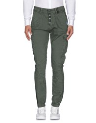 X Cape Casual Pants Military Green
