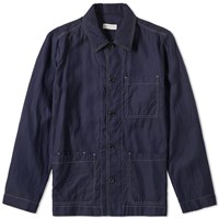 Dries Van Noten Cardiff Light Chore Jacket Blue