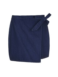 Yumi Chantelle Skirt Blue