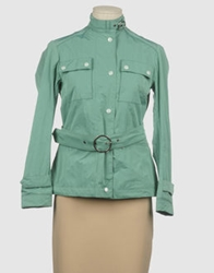 Kejo Jackets Green