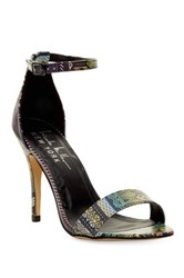 Nicole Miller Penrith Open Toe Sandal Multi