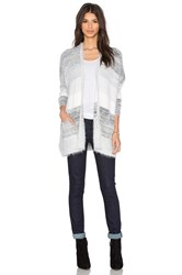 Bcbgeneration Oversized Cardigan Gray
