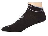 Pearl Izumi Elite Low Sock Black Women's Crew Cut Socks Shoes