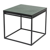 Bloomingville Bay Side Table Green