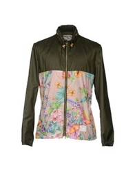 The Editor Jackets Military Green