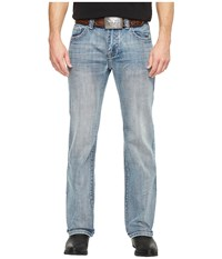 Rock And Roll Cowboy Pistol Straight Leg In Dark Vintage M1p1456 Dark Vintage Men's Jeans Navy