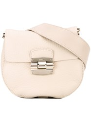 Furla Shoulder Strap Bag Nude Neutrals