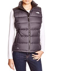 The North Face Nuptse 2 Quilted Vest Black