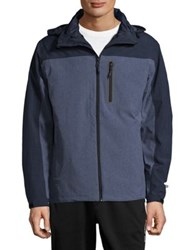 Hawke And Co 3 In 1 System Rain Jacket Navy