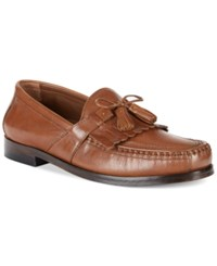 Johnston And Murphy Aragon Ii Kiltie Tassel Loafers Extended Widths Available Men's Shoes Tan