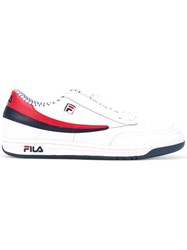 Fila Lace Up Sneakers White