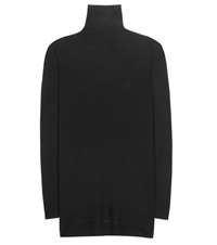 Balenciaga Cashmere Turtleneck Sweater Black