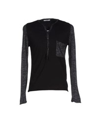 Gaudi' Knitwear Jumpers Men Black