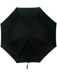Alexander Mcqueen Skull Head Umbrella Black