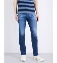 Ag Jeans Tellis Slim Fit Skinny Light Wash
