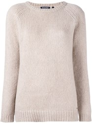 Woolrich 'Mag' Sweater Nude And Neutrals