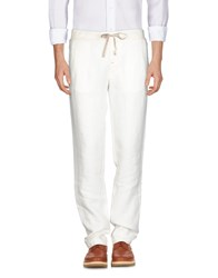 Jey Coleman Cole Man Casual Pants Ivory