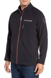 Tommy Bahama Men's 'Nfl Blindside' Knit Zip Jacket Texans