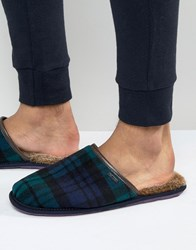 Ted Baker Youngi Mule Slippers Green Grey