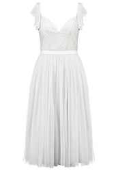 Needle And Thread Swan Cocktail Dress Party Dress Spearmint