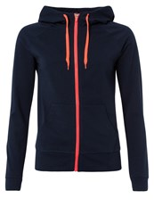 Only Play Onparlette Tracksuit Top Navy Blazer Hot Pink Blue